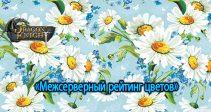 11 февраля — «Межсерверный рейтинг цветов», 12 февраля — «День совершенства Бога Войны»