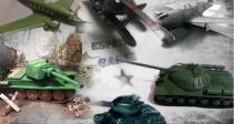 Итоги конкурса «Оружие победы»