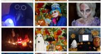 Итоги конкурса «Хэллоуинское раздолье»