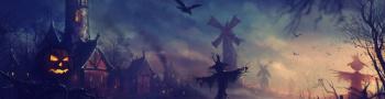 Событие «Веселый Хэллоуин»