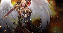 Rise of Angels — легендарная MMORPG